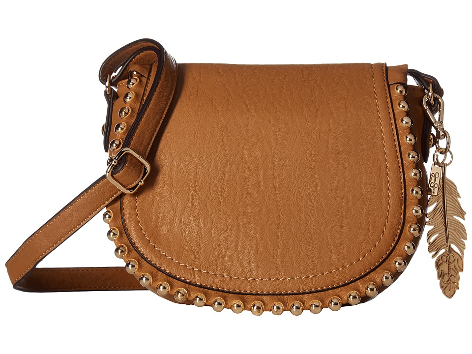 Jessica Simpson - Camile Flap Crossbody (Honey) Cross Body Handbags