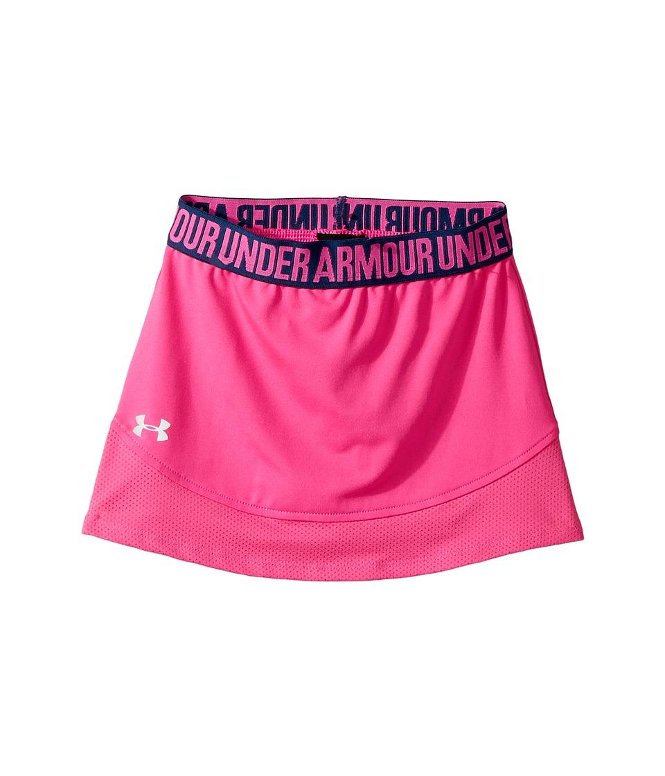 Under Armour Kids - Ace Skort (Toddler) (Rebel Pink) Girl's Skort