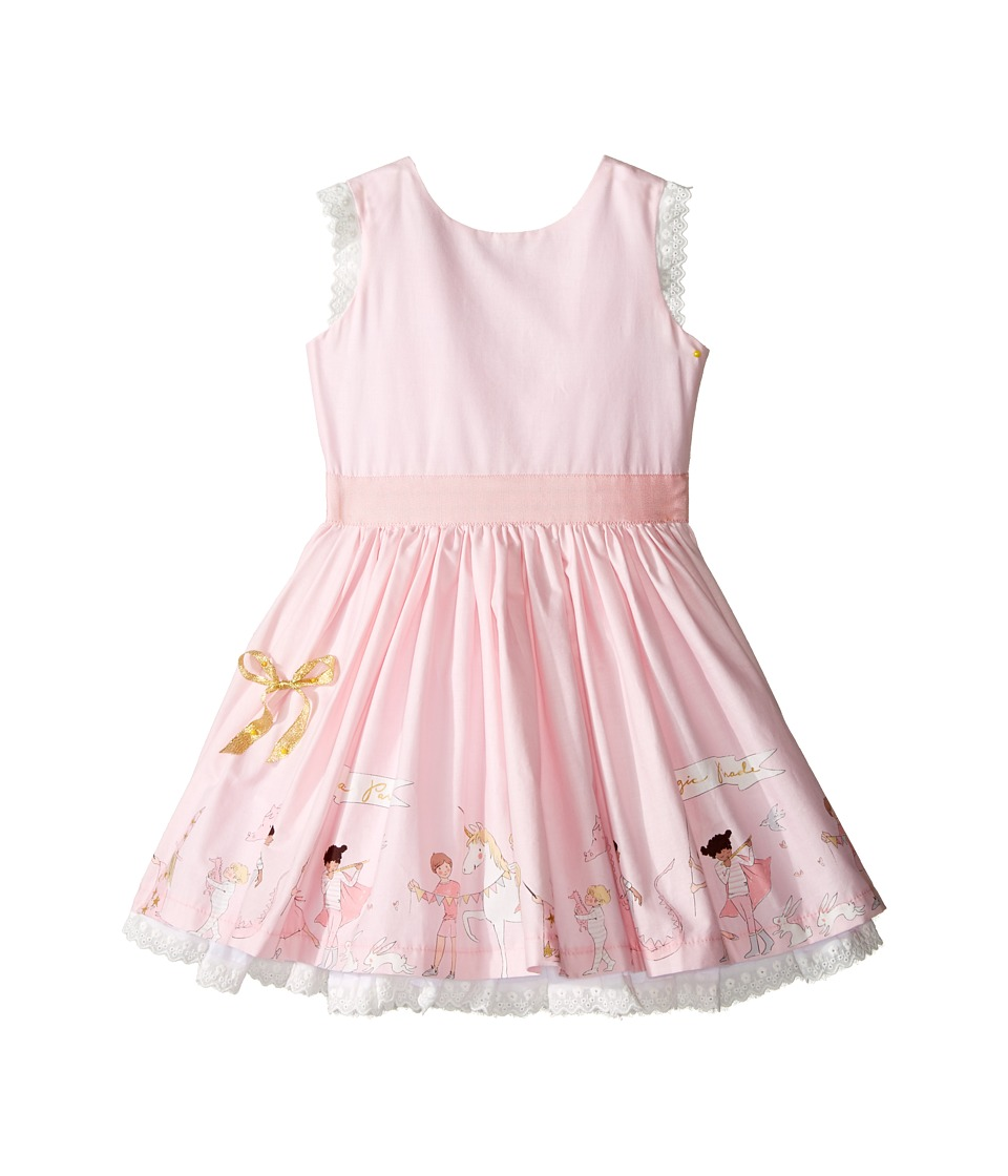 fiveloaves twofish - Parade Party Dress (Toddler/Little Kids) (Pink) Girl's Dress