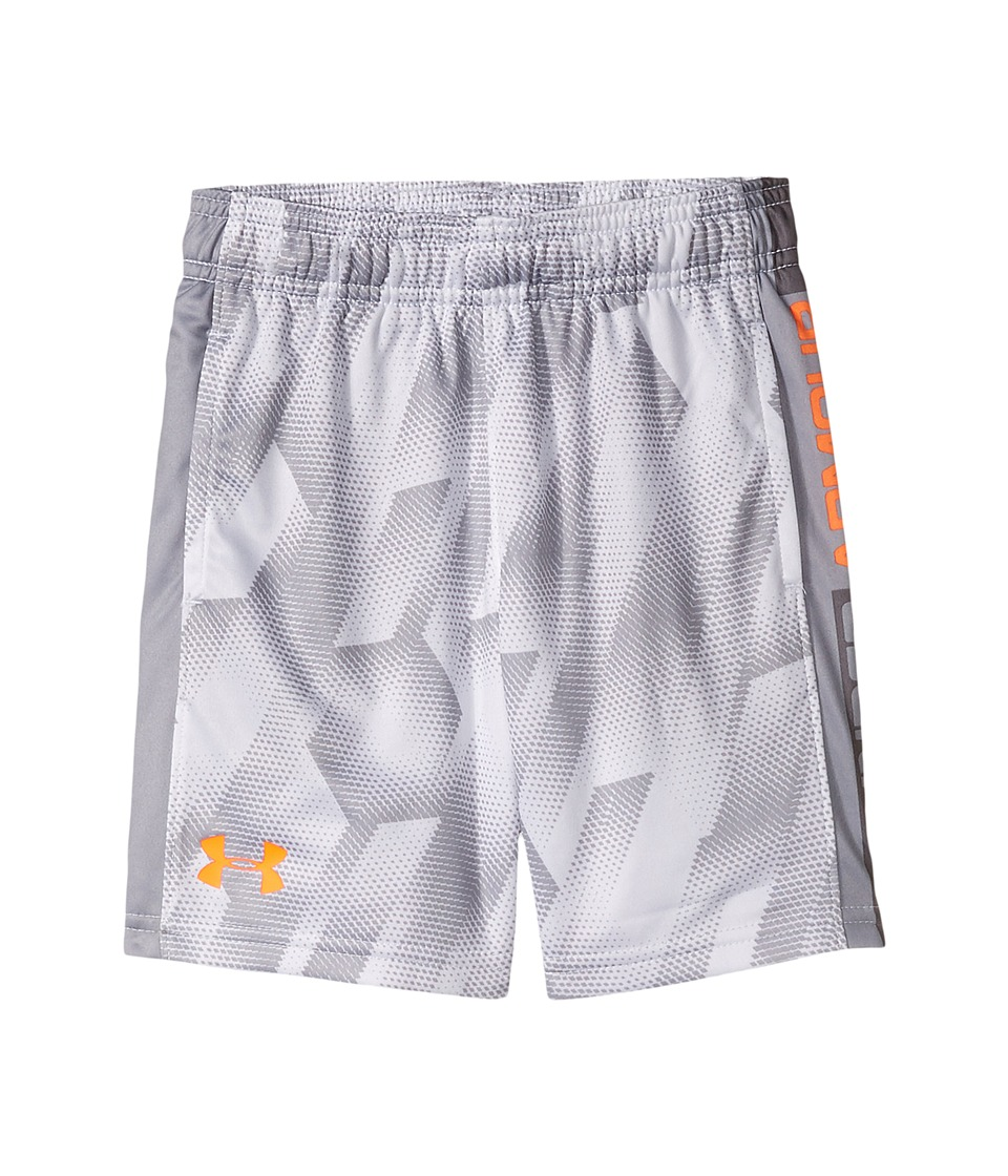 Under Armour Kids - Sandstorm Eliminator Shorts (Toddler) (White) Boy's Shorts