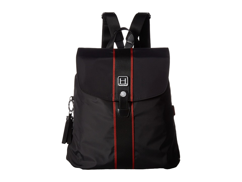 Hedgren - Casual Chic Maj Backpack (Black) Backpack Bags