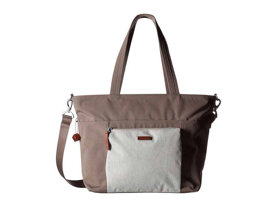 Hedgren - Eden Perfection Large Tote (Taupe) Tote Handbags