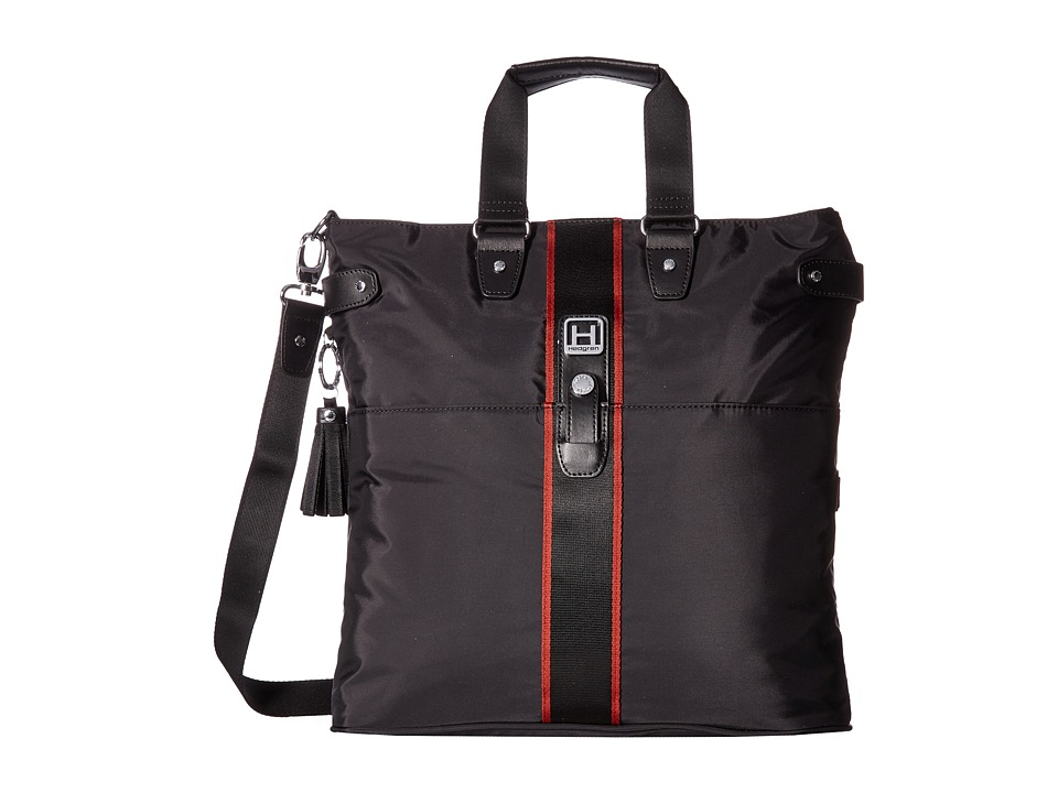 Hedgren - Casual Chic Kaci Tote (Black) Tote Handbags