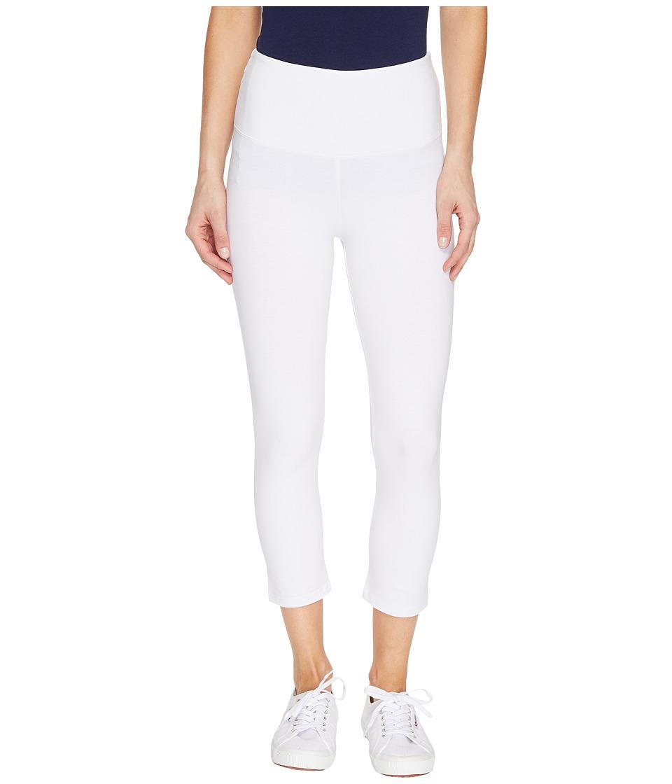 Tribal Stretch Jersey Flatten It Leggings 22 (White) Women