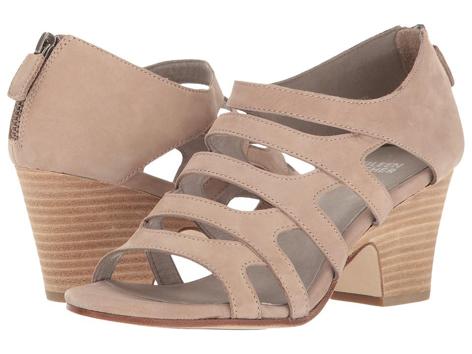 Eileen Fisher - Dawson (Earth Nubuck) Women's 1-2 inch heel Shoes