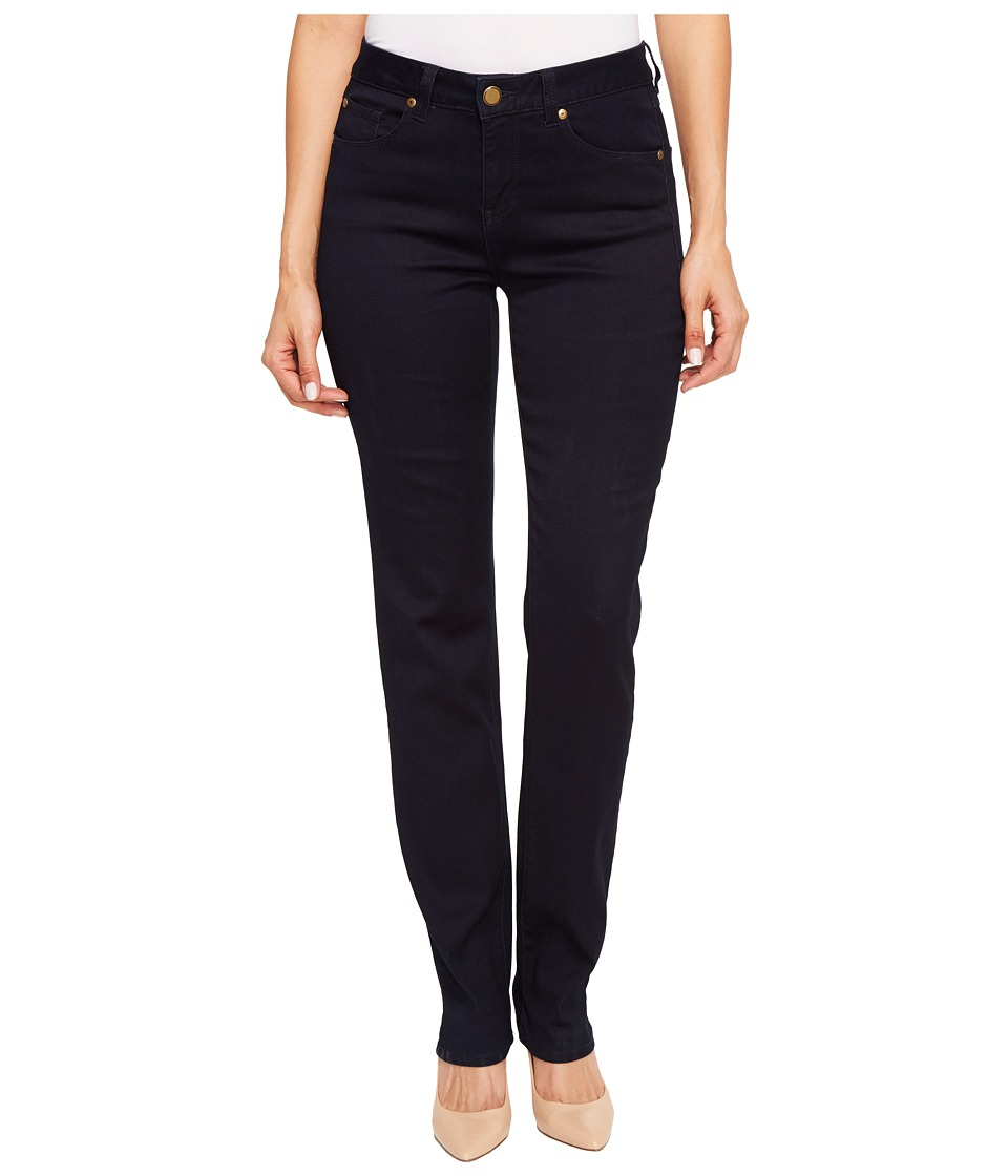 Tribal - Five-Pocket 33 Straight Leg Dream Jeans in Midnight (Midnight) Women's Jeans