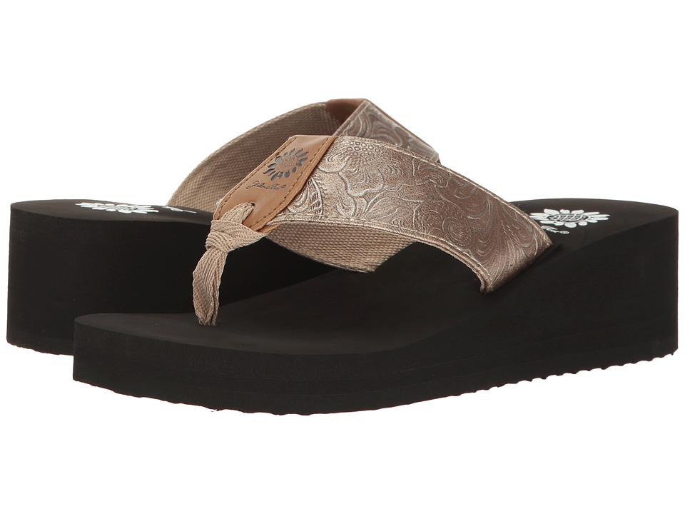 Yellow Box - Bolo (Taupe) Women's Dress Sandals