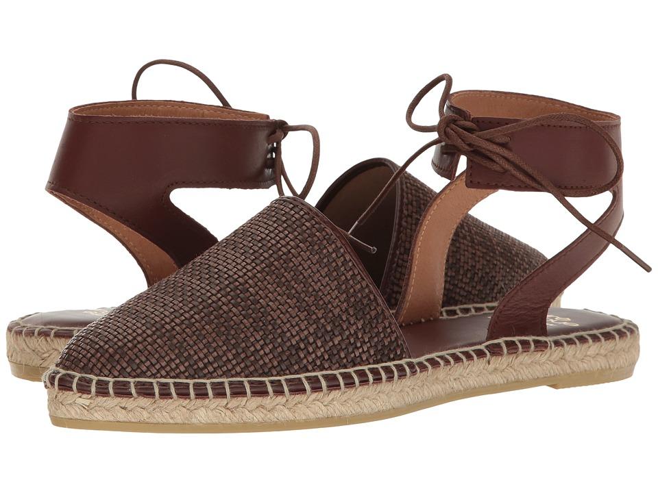 Andre Assous - Vixen (Chocolate Woven PU) Women's Sandals