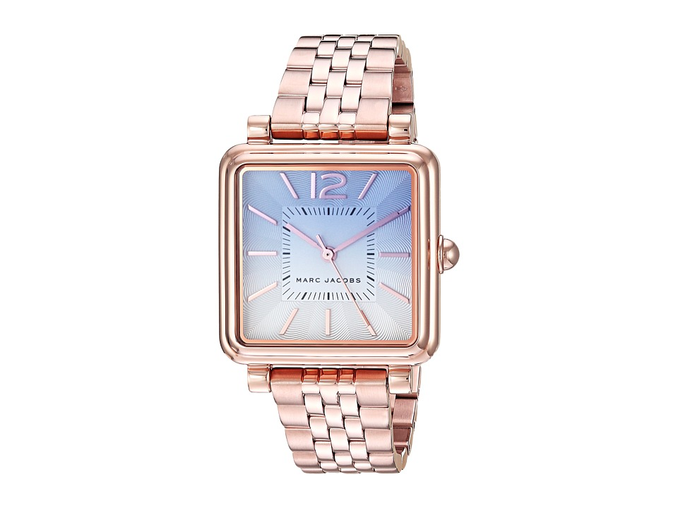 Marc Jacobs - Vic - MJ3556 (Rose Gold) Watches