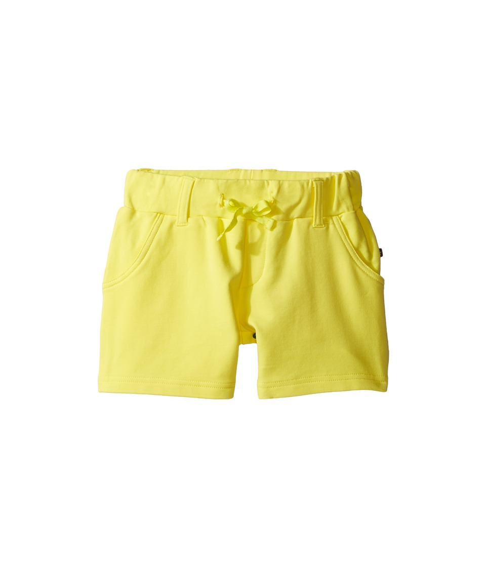 Toobydoo - Miss Shortie Yellow Shorts (Toddler/Little Kids/Big Kids) (Yellow) Girl's Shorts