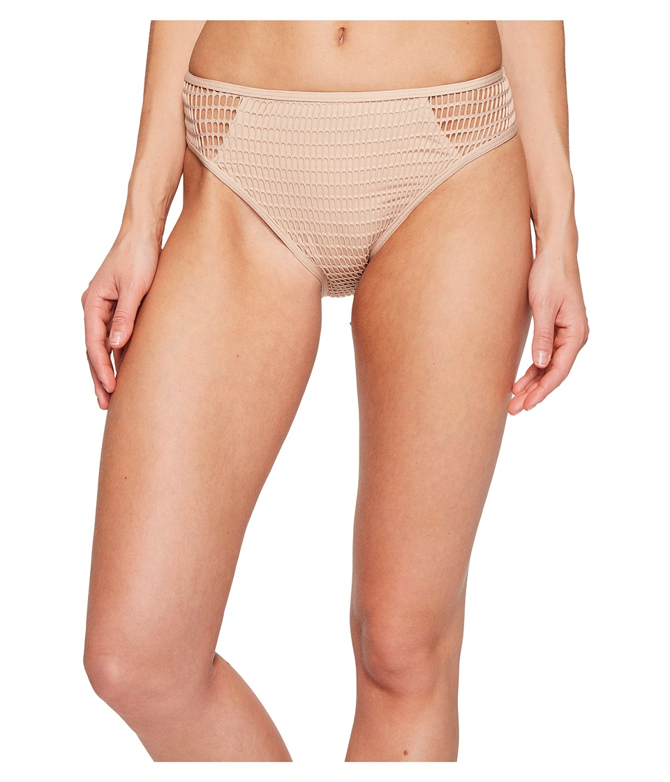 Kenneth Cole - Wrapped In Love Hipster Bottom (Sand) Women's Swimwear
