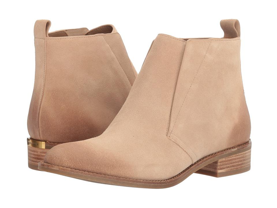 MICHAEL Michael Kors Riley Bootie Dark Khaki Womens Shoes