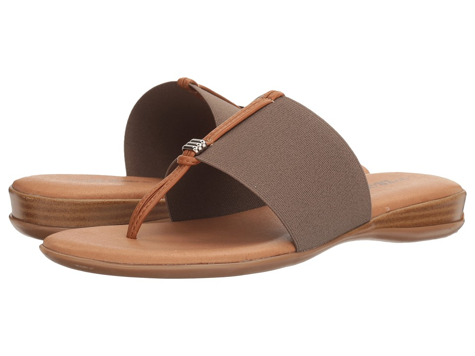 Andre Assous - Nice (Taupe Elastic) Women's Sandals