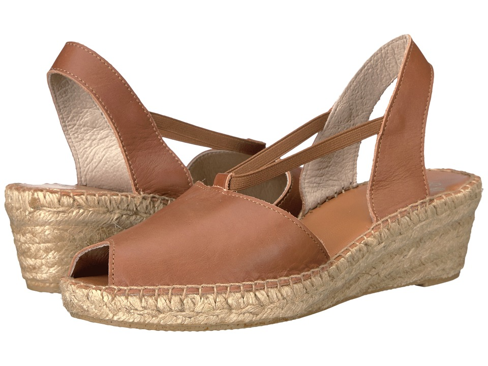 Andre Assous - Dainty (Cuero Swan Leather) Women's Sandals