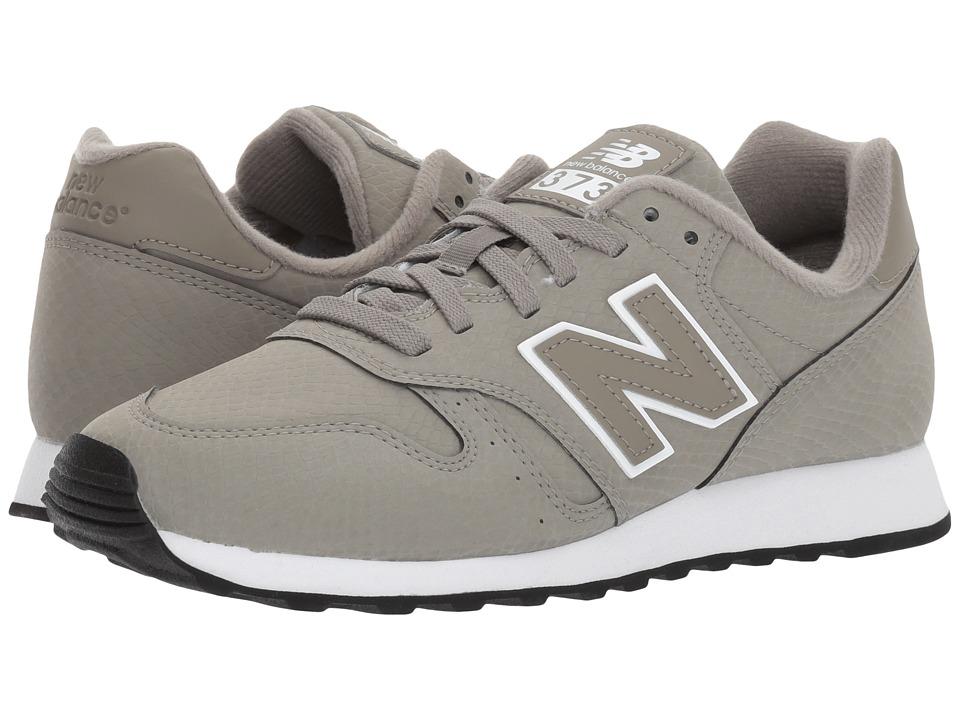 New Balance Classics - WL373 (Grey/White) Women's Shoes