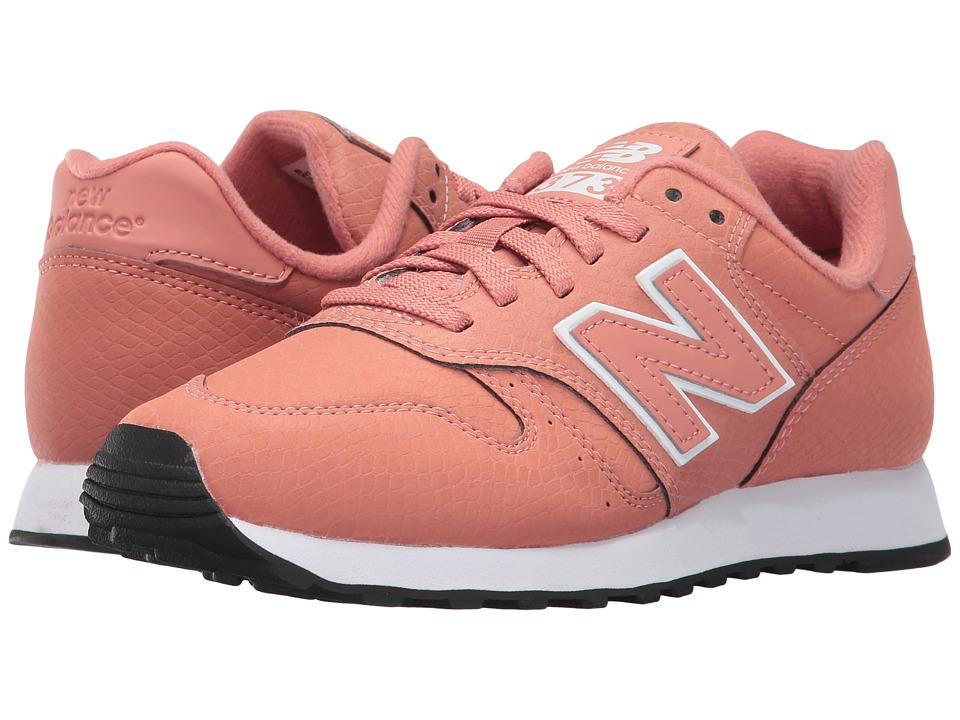New Balance Classics - WL373 (Pink/White) Women's Shoes