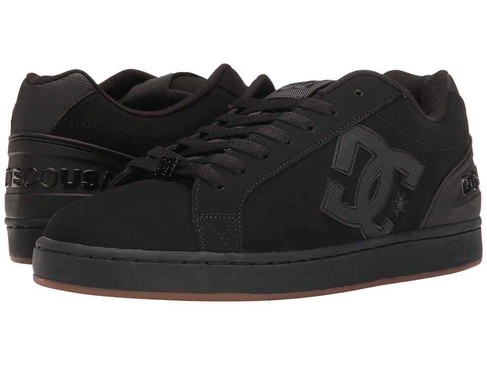 DC Clemente (Black/Gum) Men