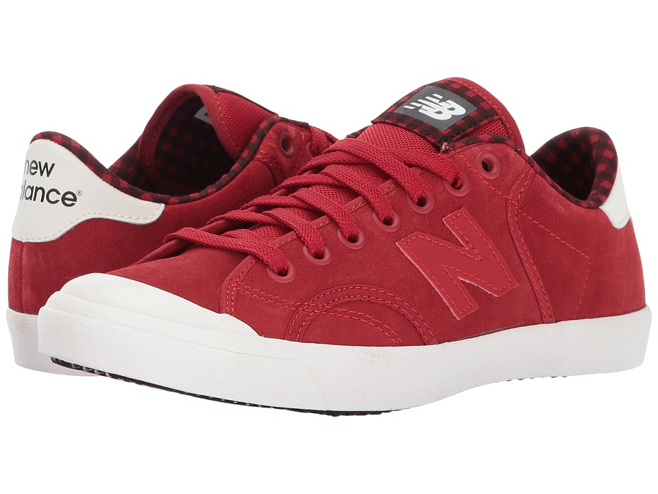New Balance Classics - Pro Court (Tempo Red/Black) Women's Shoes