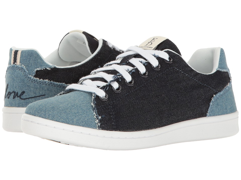 ED Ellen DeGeneres - Chapalove3 (Light Blue Denim) Women's Lace up casual Shoes