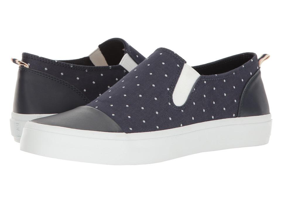 ED Ellen DeGeneres - Darja (Navy Fabric) Women's Lace up casual Shoes