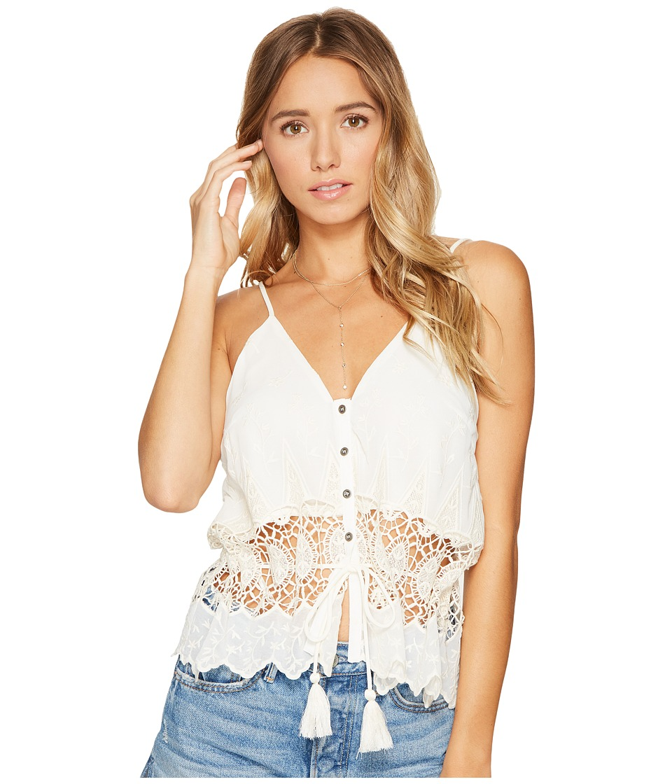 ASTR the Label - Nina Top (Ivory) Women's Clothing
