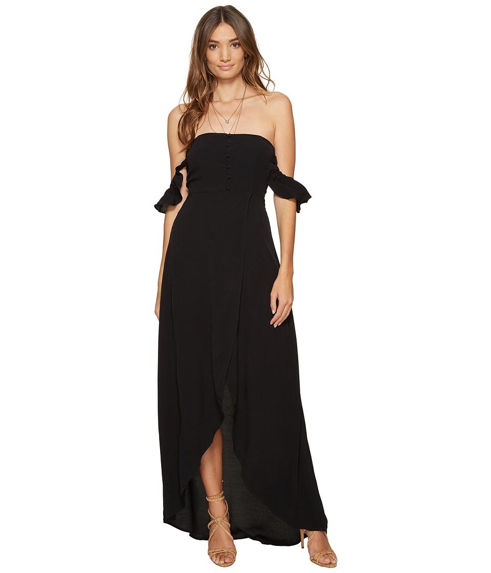 ASTR the Label - Esmeralda Dress (Black) Women's Dress