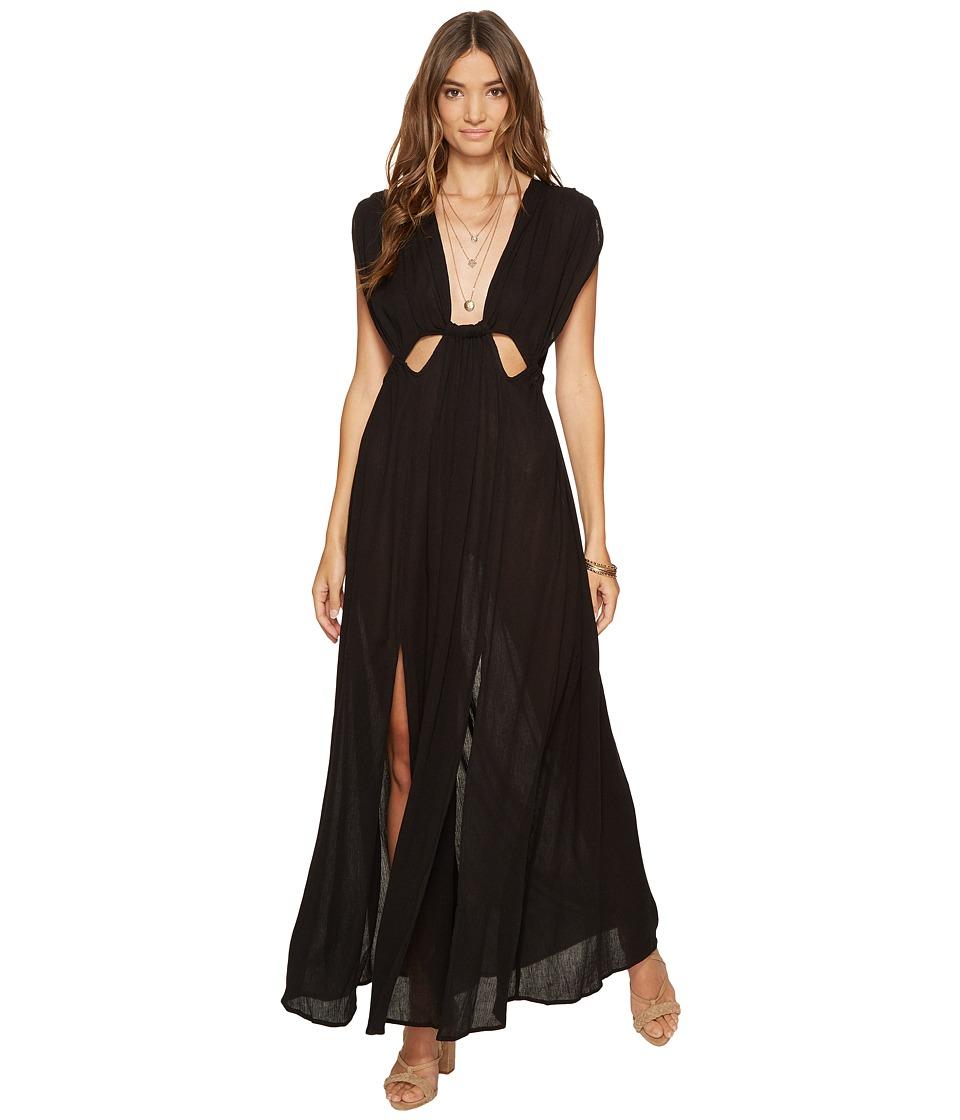 ASTR the Label - Octavia Dress (Black) Women's Dress