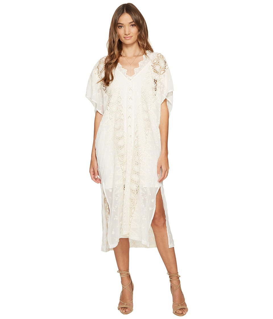 ASTR the Label Juliana Dress (Ivory) Women