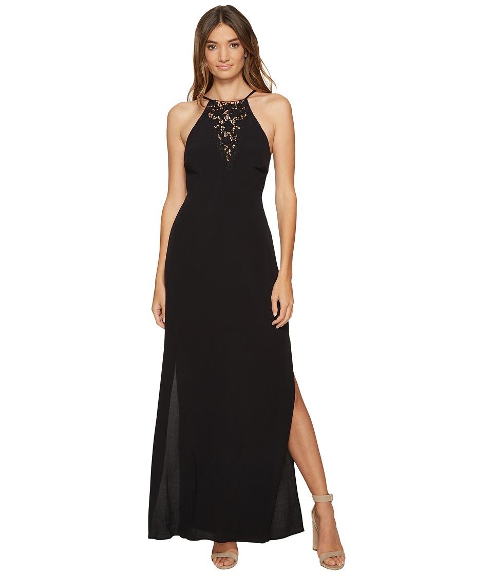 ASTR the Label - Petra Dress (Black) Women's Dress