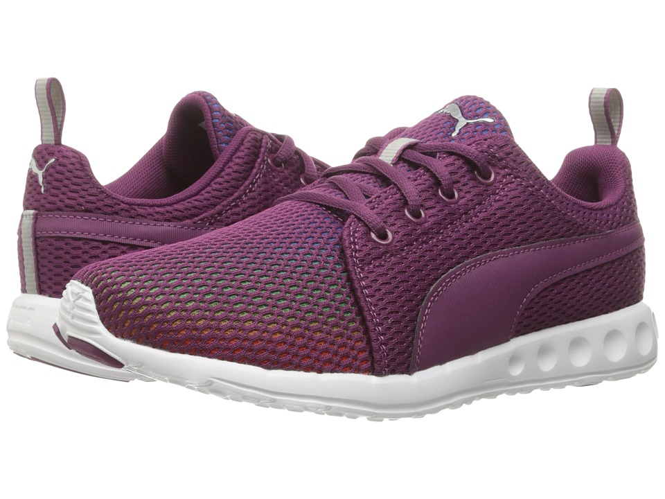 PUMA - Carson Prism (Magenta Purple/Puma Silver) Women's Shoes