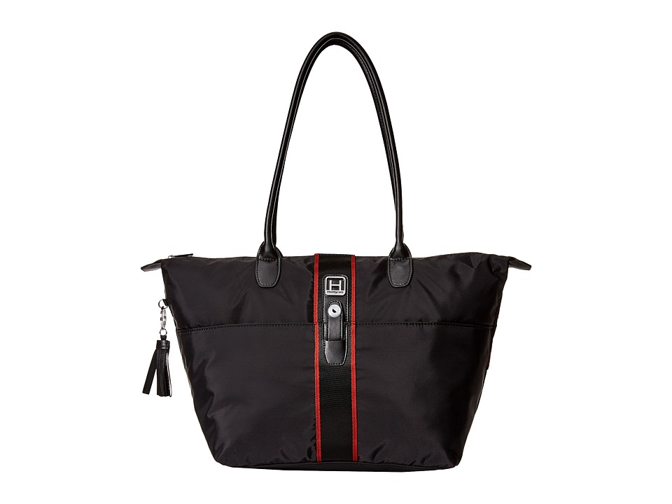 Hedgren - Casual Chic Meg Large (Black) Tote Handbags
