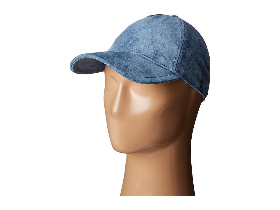 rag & bone - Marilyn Baseball Cap (Light Blue) Baseball Caps