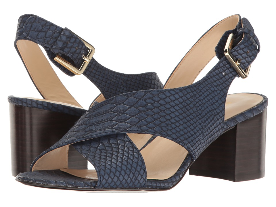 Nine West - GoingSteady (Ink Reptile) High Heels