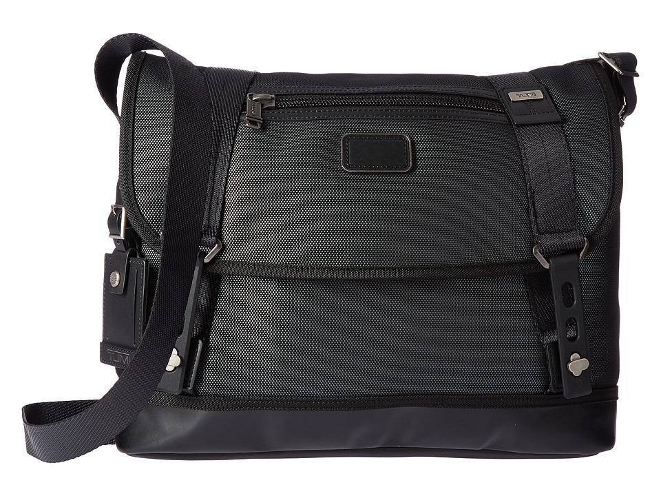 Tumi - Alpha Bravo - Foster Messenger (Reflective Silver) Messenger Bags