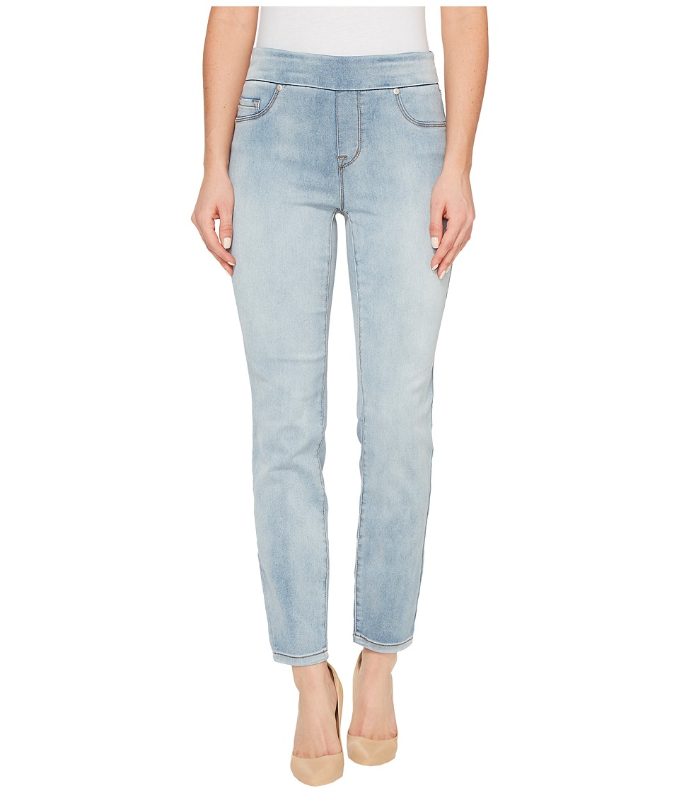 Tribal - Pull-On Ankle 28 Dream Jeans in Bleach Wash (Bleach Wash) Women's Jeans
