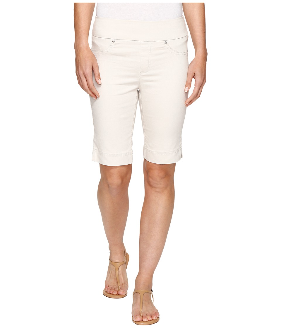 Tribal - Super Stretch 10 Pull-On Shorts (Stone) Women's Shorts