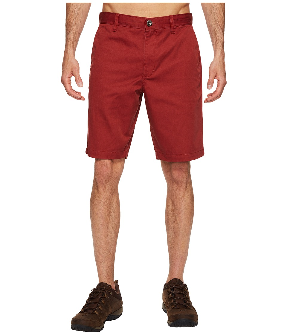 RVCA - The Week-End Shorts (Rosewood) Men's Shorts