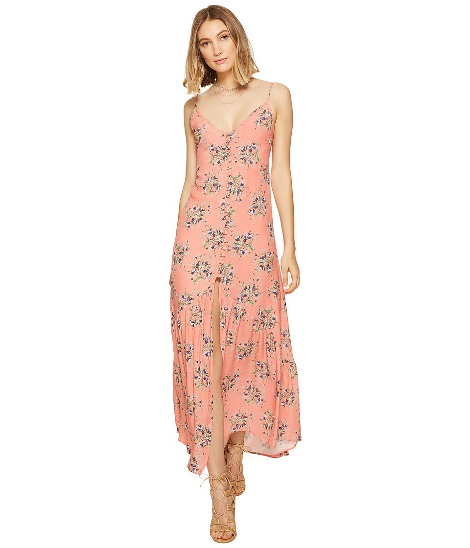 Flynn Skye - Unbutton Me Fresh Dress (Evening Cuts) Women's Dress