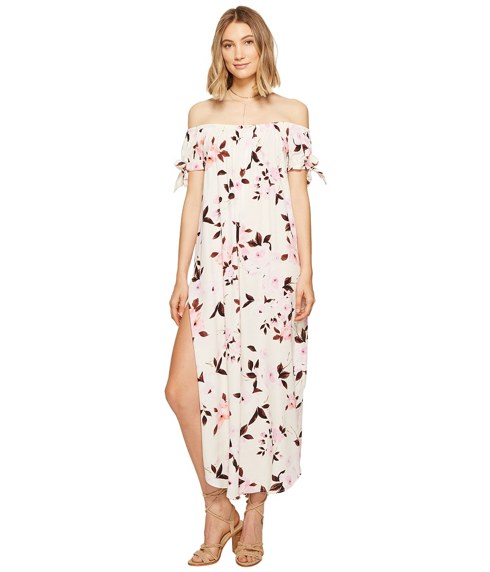 Flynn Skye - Maple Maxi Dress (Scattered Roses) Women's Dress