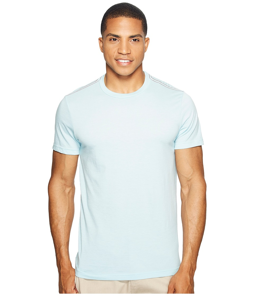 RVCA - Label Vintage Dye Tee (Cosmos) Men's T Shirt