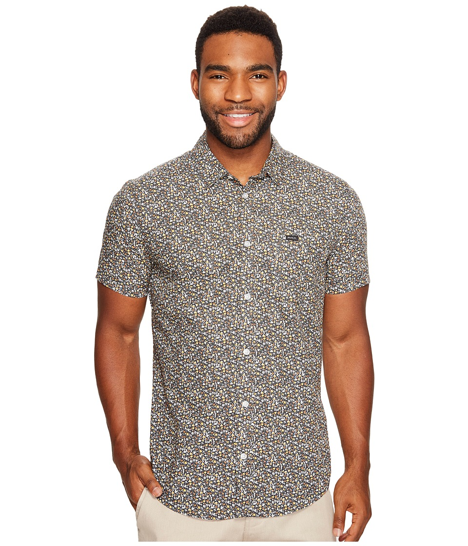 RVCA - Cluster Short Sleeve Woven (Multi) Men's Clothing