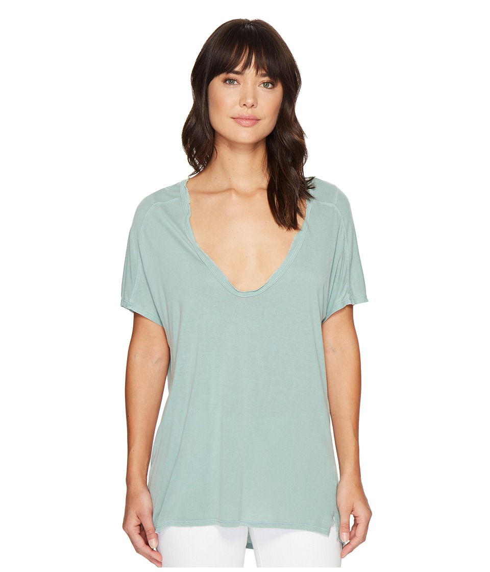 Project Social T - Utility Seam Tee (P. Chameleon) Women's T Shirt