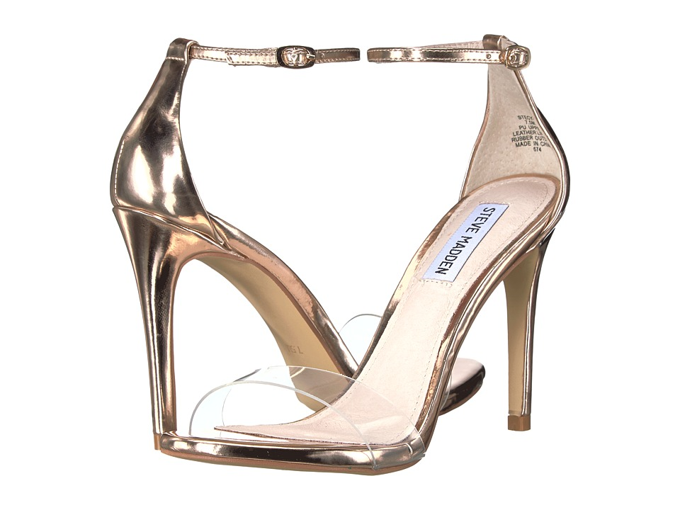 Steve Madden - Stecy-C (Rose Gold) Women's Shoes