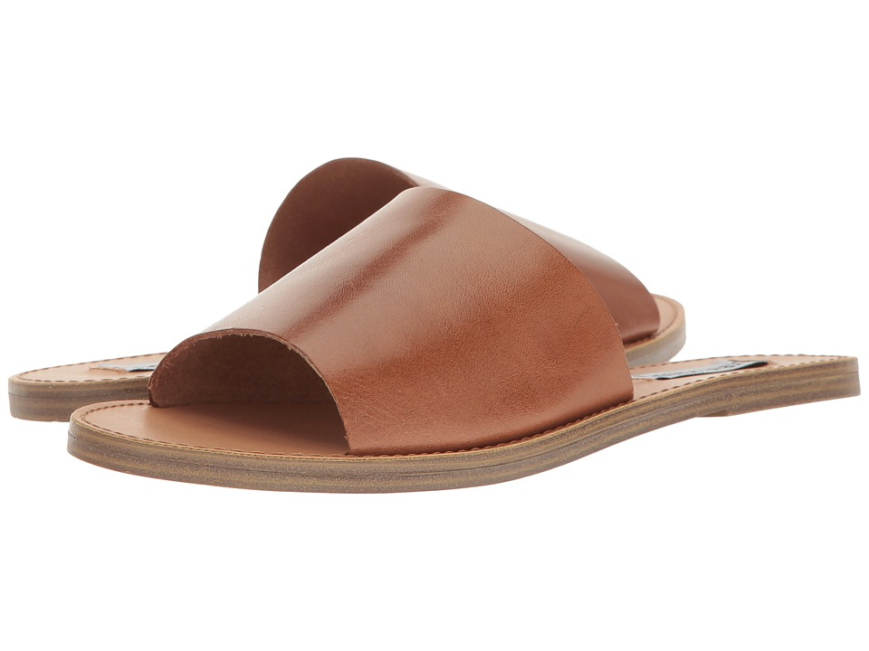 Steve Madden - Grace (Cognac Leather) Women's Shoes
