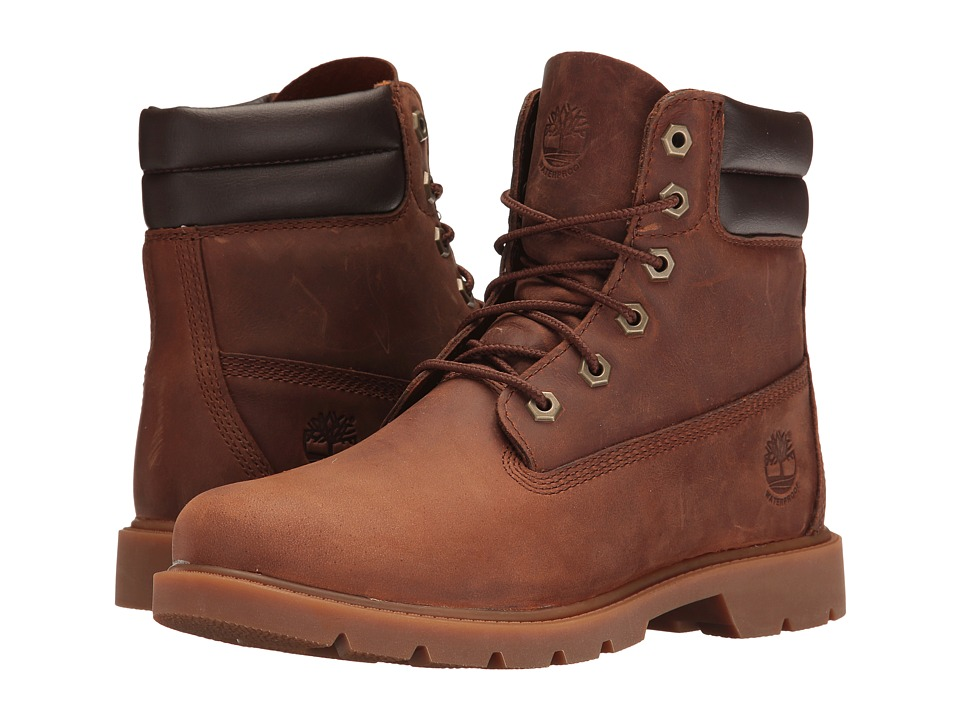Timberland - Linden Woods 6 Boot (Brown) Women's Shoes