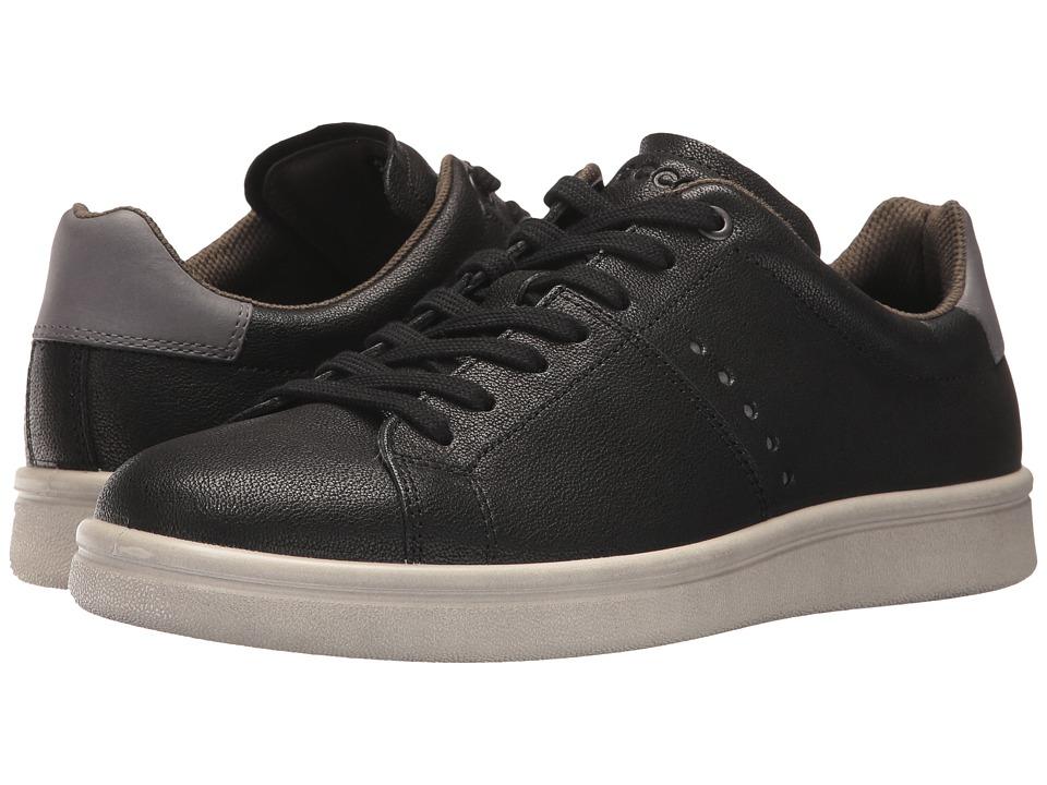 ECCO Kallum Casual Sneaker (Black/Titanium) Men