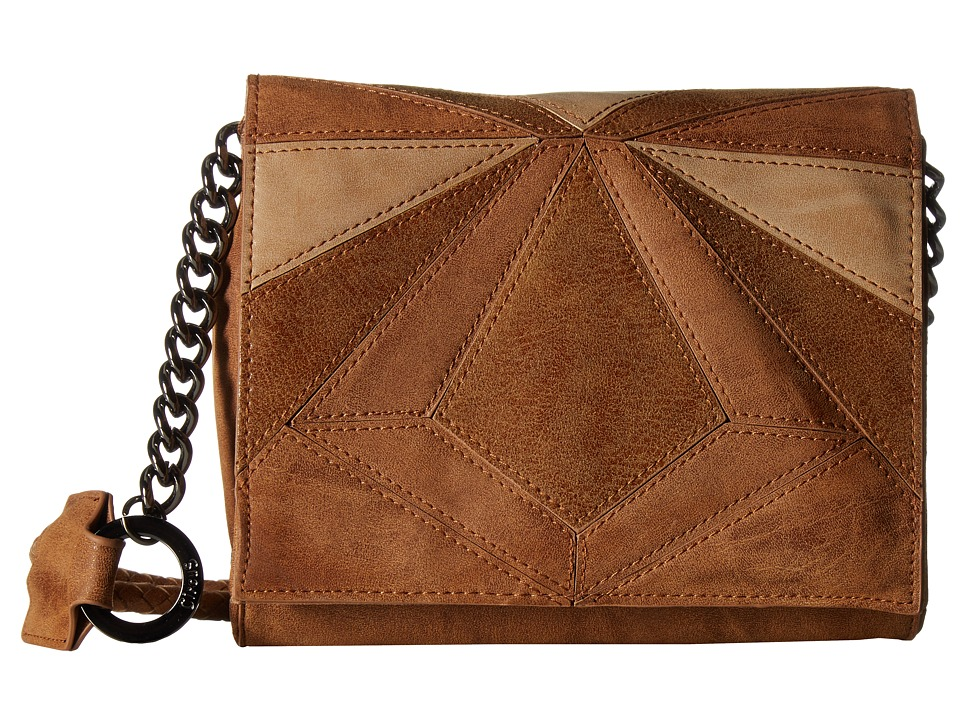 Circus by Sam Edelman - Sonny Crossbody (Cognac) Handbags