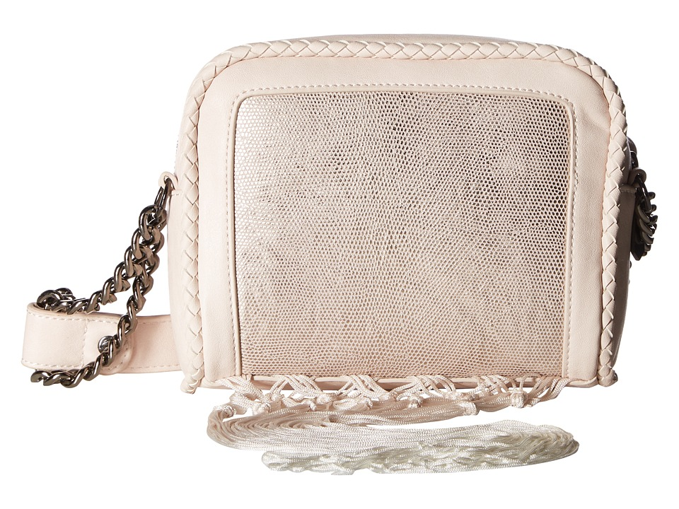 Circus by Sam Edelman - Alice Shoulder Bag (Blush/Fringe) Handbags