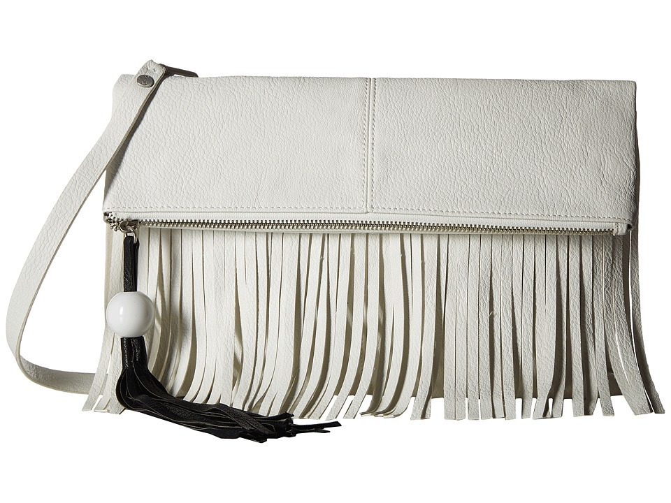 Circus by Sam Edelman - Finn Crossbody (White/Black) Handbags