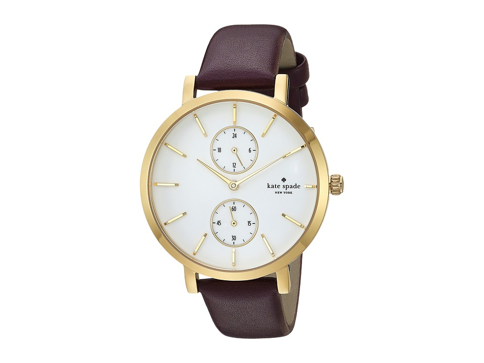 Kate Spade New York - Monterey - KSW1334 (Purple) Watches